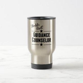 World's Best Guidance Counselor Travel Mug