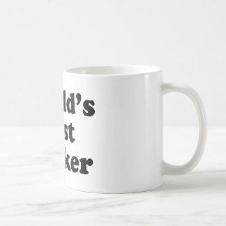 World's Best Hacker Coffee Mug