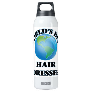 World's Best Hair Dresser SIGG Thermo 0.5L Insulated Bottle