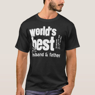 World's Best Husband and Father X02 T-Shirt