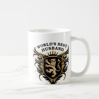 World's Best Husband Coffee Mug