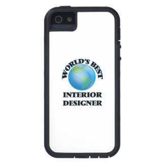 World's Best Interior Designer Cover For iPhone 5/5S