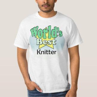 World's best Knitter Tshirt