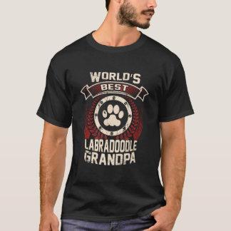 World's Best Labradoodle Grandpa T-Shirt