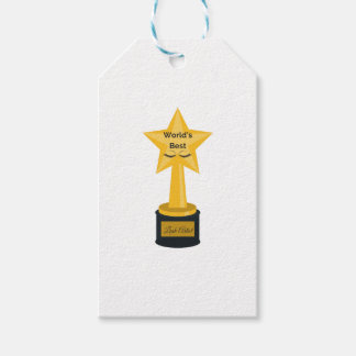 World's Best Lash Artist! Pack Of Gift Tags