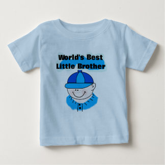World's Best Little Brother Tshirts and Gifts