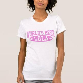World's Best Lola T-Shirt