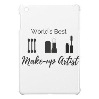 World's best Make-up Artist iPad Mini Cases