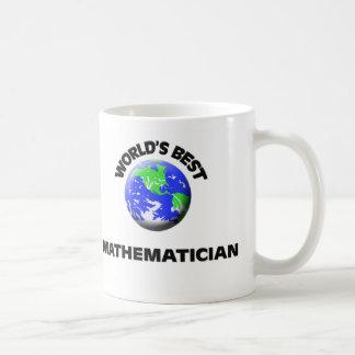 World's Best Mathematician Coffee Mug