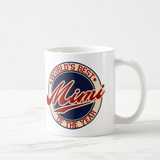 World's Best Mimi of the year Coffee Mug