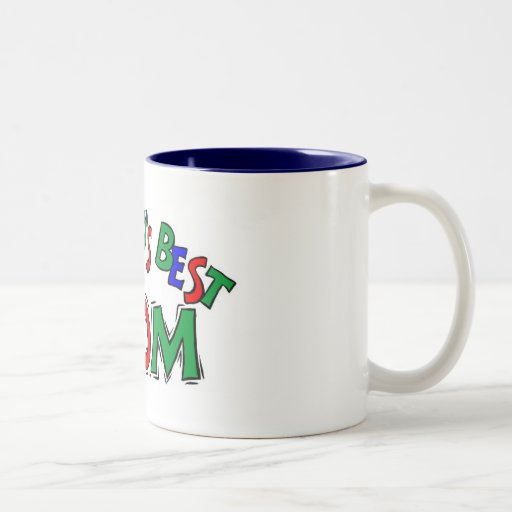 Worlds Best Mom Coffee, Tea Cup Coffee Mug