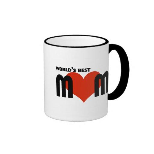 Worlds Best Mom Mugs