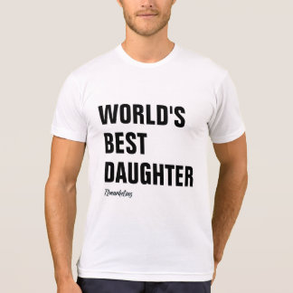 World's Best Mom Shirt Ladies Top Daddy & Me Mommy