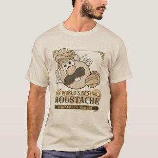 World's Best Moustache T-Shirt