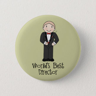 Worlds Best Music Director 2 Inch Round Button