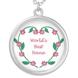 World's Best Nana Necklace