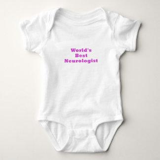 Worlds Best Neurologist Baby Bodysuit