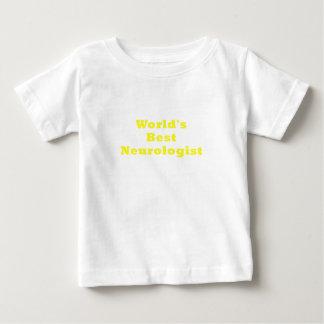 Worlds Best Neurologist Baby T-Shirt