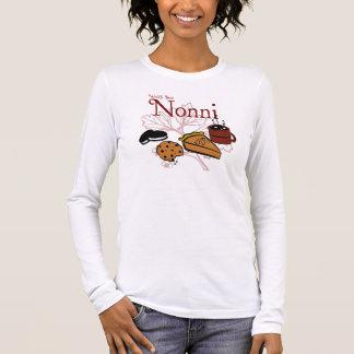 World's Best Nonni Long Sleeve Shirt