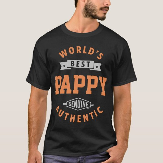 World's Best Papi T-Shirt