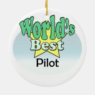 World's best pilot