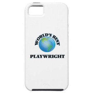 World's Best Playwright iPhone 5 Case