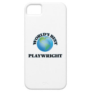 World's Best Playwright iPhone 5 Cover