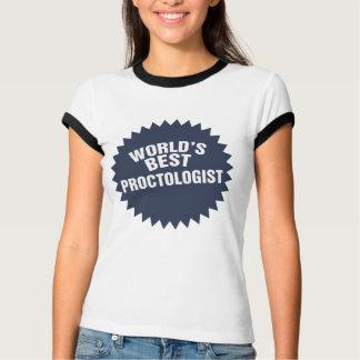 World's Best Proctologist T-Shirt