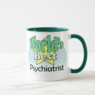 World's best Psychiatrist Mug