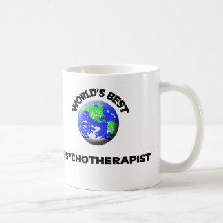 World's Best Psychotherapist Coffee Mug