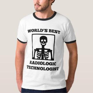 World's Best Radiologic Technologist T-Shirt