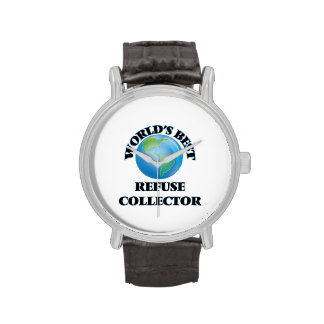World's Best Refuse Collector Watches