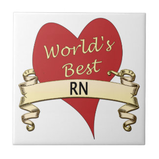 World's Best RN Tile