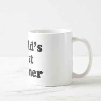 World's Best Runner Coffee Mug