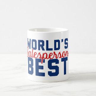 World's Best Salesperson Coffee Mug
