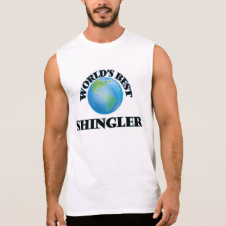 World's Best Shingler Sleeveless Shirt