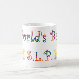 World's Best SLP Coffee Mug