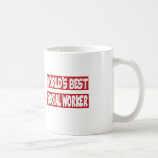 World's Best Social Worker. Coffee Mug