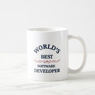 World's best Software Developer Coffee Mug