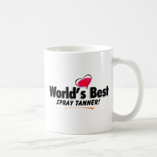 World's Best Spray Tanner Products Coffee Mug
