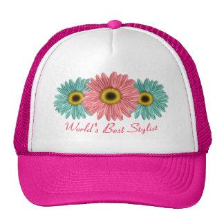 World's Best Stylist Trucker Hat