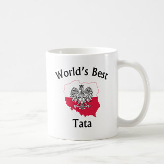 World's Best Tata Coffee Mug