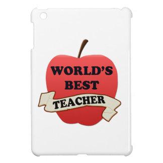 World's Best Teacher Case For The iPad Mini