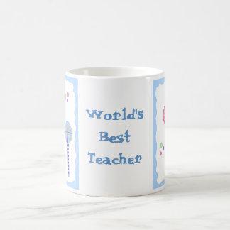 World's Best Teacher - Lollipops Coffee Mug