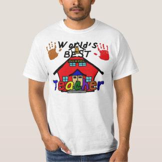 World's Best Teacher T-Shirt