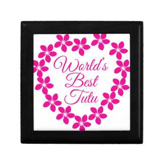 Worlds Best Tutu Gift Box