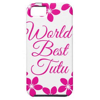 Worlds Best Tutu iPhone 5 Covers