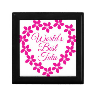 Worlds Best Tutu Jewelry Boxes