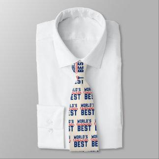 World's Best Underwriter Tie