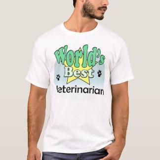World's best Veterinarian T-Shirt